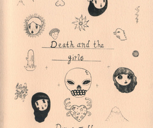 death and the girls image