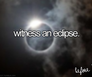 before i die, eclipse, and moon image