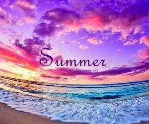 great, sea, and summer image