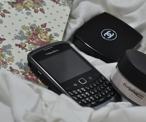 blackberry, mac, and chanel image