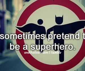 geek, superhero, and me image
