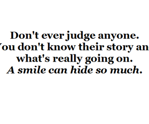 dont, quote, and judge image