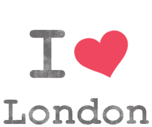 london, friends, and love image