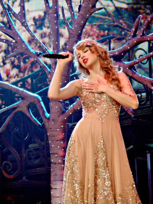 Taylor Swift Speak Now Tour Enchanted On We Heart It