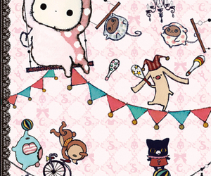 sentimental circus and cute image