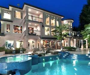 53 images about Rich girls houses D on We Heart It See