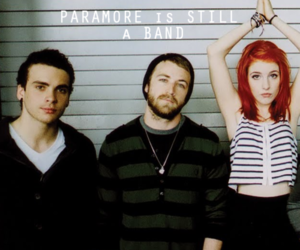 hayley williams, paramore, and jeremy davis image
