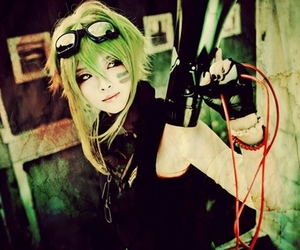 cosplay, vocaloid, and gumi image
