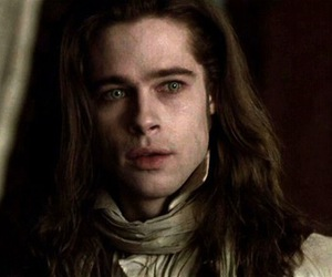 brad pitt, Interview with the Vampire, and louis de pointe du lac image