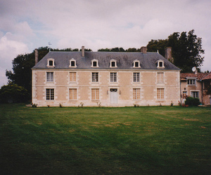 france, my host family's house, and chez lacoste image