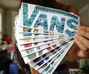 vans and cool image