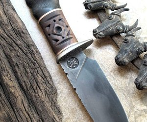 celtic, knife, and photography image