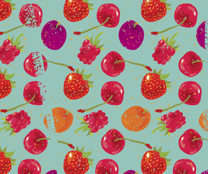 berries, colors, and backgrounds image