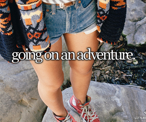 adventure, converse, and little reasons to smile image