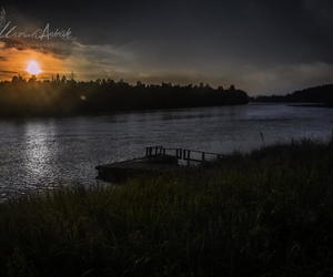 finland, river, and summer image