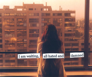 girl, photography, and text image