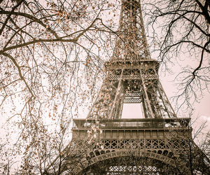 paris, eiffel tower, and vintage image