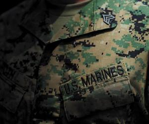 Marines, military, and uniform image