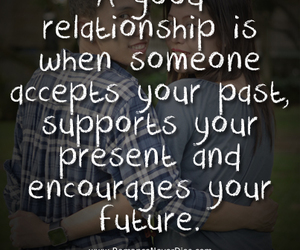 future, who you are, and Relationship image