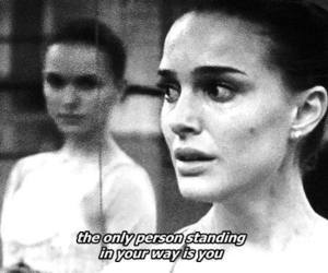 black swan, quotes, and natalie portman image