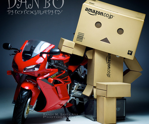 cool, danbo, and cbr image