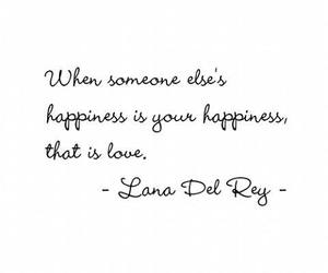 happiness, quote, and love image