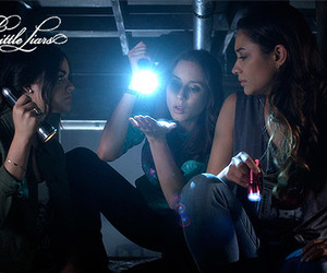 new, lucy hale, and pretty little liars image