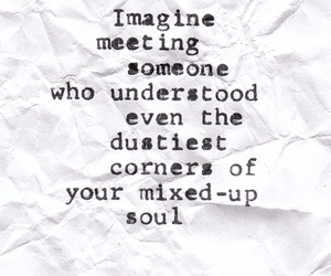 quotes, soul, and imagine image