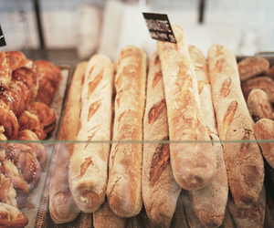 beautiful, bread, and food image