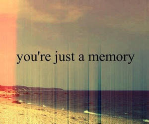 gone, memory, and memories image