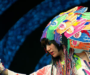 karen o, yeah yeah yeahs, and music image