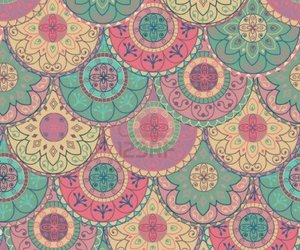 pattern and pastel image