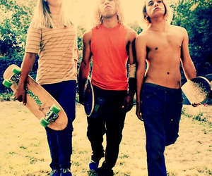 lords of dogtown, skate, and skateboarding image