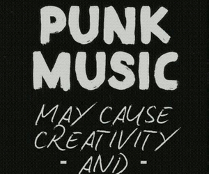 creative, punk, and quote image