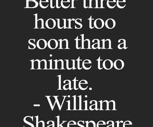 quotes, shakespeare, and text image