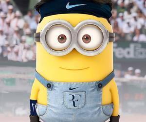 awesome, minion, and rf image