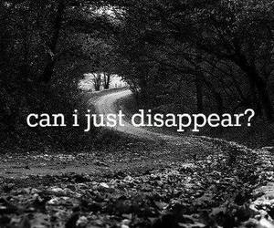 can, disappear, and way image