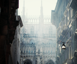milan, cathedral, and italy image