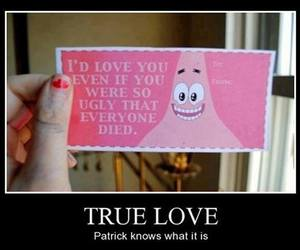 patrick, love, and funny image