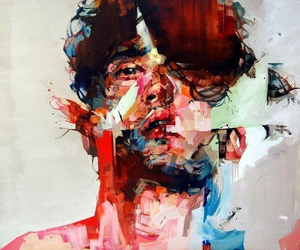 art, painting, and andrew salgado image