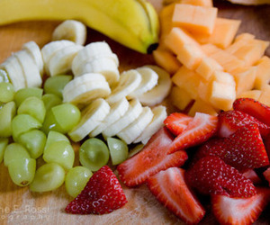 food, fruit, and colors image