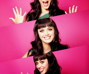 katy perry, pink, and smile image