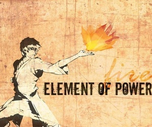 fire, power, and atla image