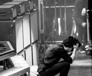 billie joe armstrong, green day, and concert image