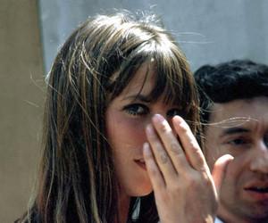 jane birkin and 60s image