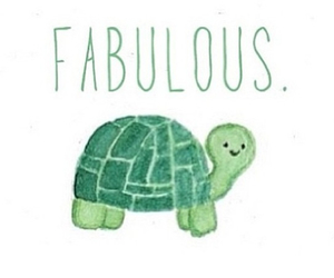 tumblr, turtle, and cute image