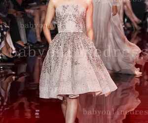 elie saab, evening dress, and party dress image