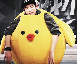 chanyeol, cute, and exo image