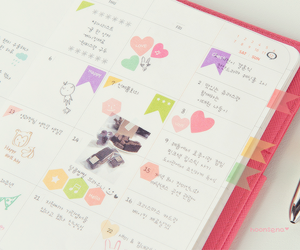 kawaii, cute, and book image
