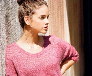 barbara palvin, model, and pink image